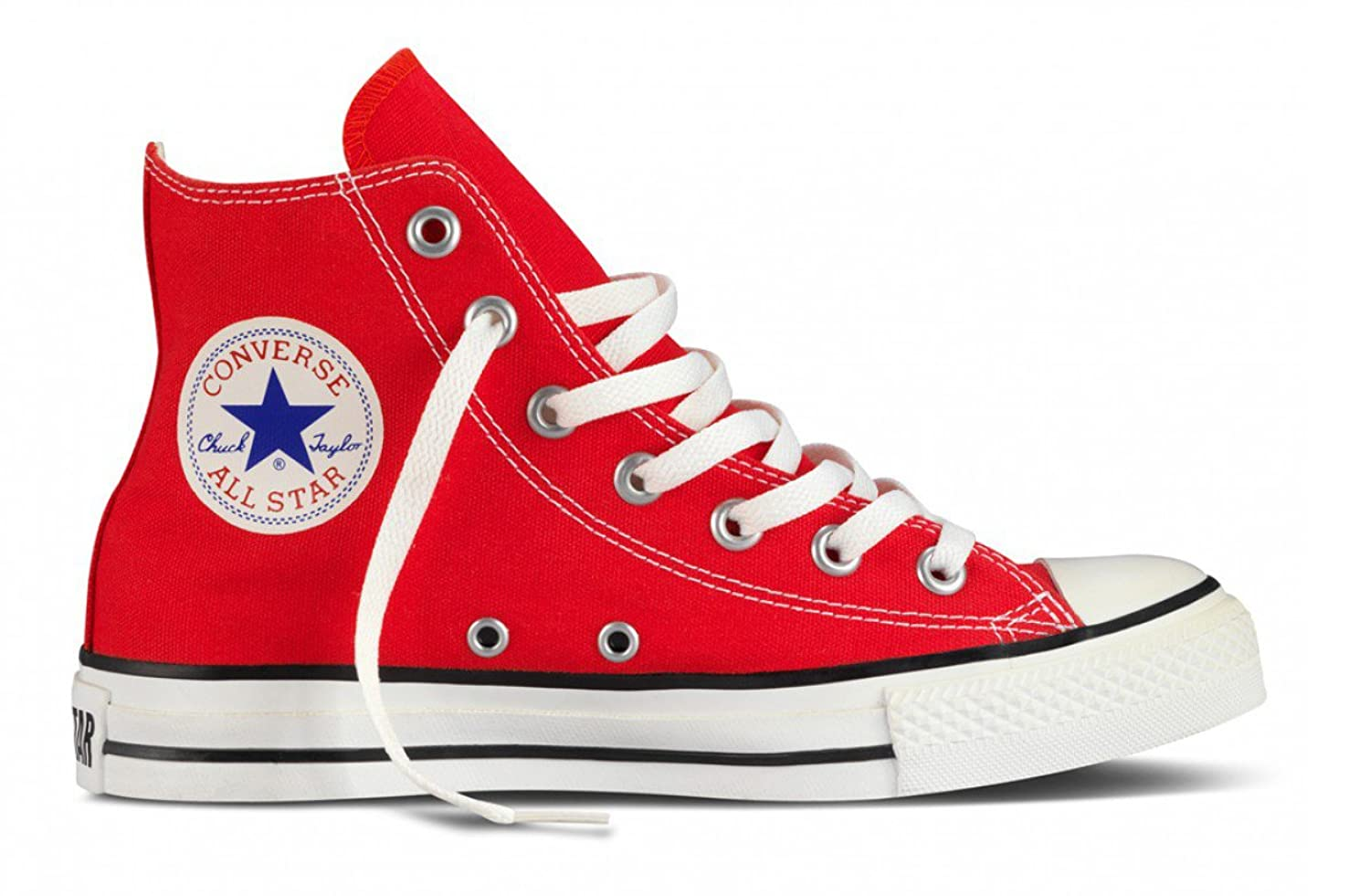 b05c63b24b7d Converse Unisex Chuck Taylor All Star High Top 60%OFF - holmedalblikk.no