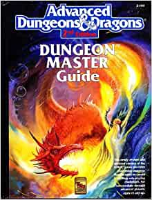 dungeon master guide dnd pdf