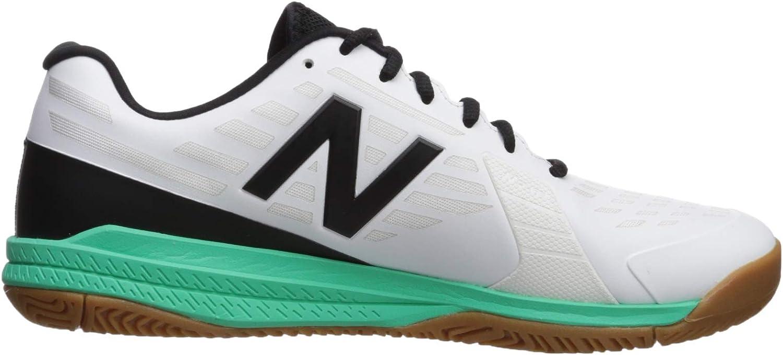 new balance men's 796v1 hard court tennis shoe