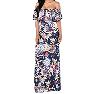 Vestidos Tallas Grandes Vestido Verano Mujer Vestidos Largos Mujer ...