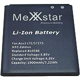 Akku für Samsung Ace3 LTE / S7275 (1900mAh/7,22Wh) EB-B105AE / MeXXstar
