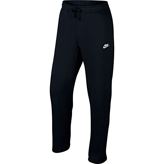 new arrival super quality ever popular Nike Herren Open Hem Fleece Pkt Club Hose
