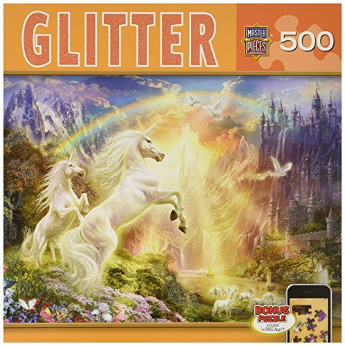 Buy masterpieces puzzle co rainbow river jigsaw puzzle