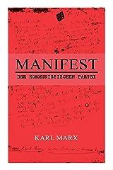Manifest der Kommunistischen Partei Paperback