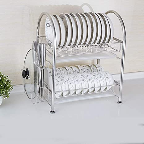 Tery Kitchen Rack 304 - Escurreplatos de Acero Inoxidable ...