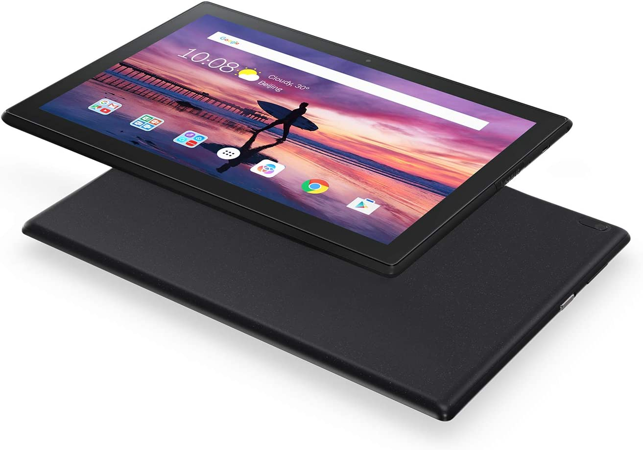 Slate Black Quad-Core Processor ZA2J0143US 32GB Storage 10.1 Android Tablet 1.4GHz Lenovo Tab 4 2GB RAM