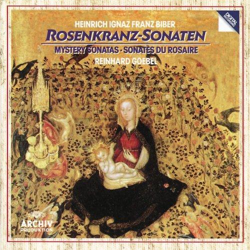 - Biber: Mystery Sonatas (Rosenkranz-Sonaten or Rosary Sonatas) - Goebel