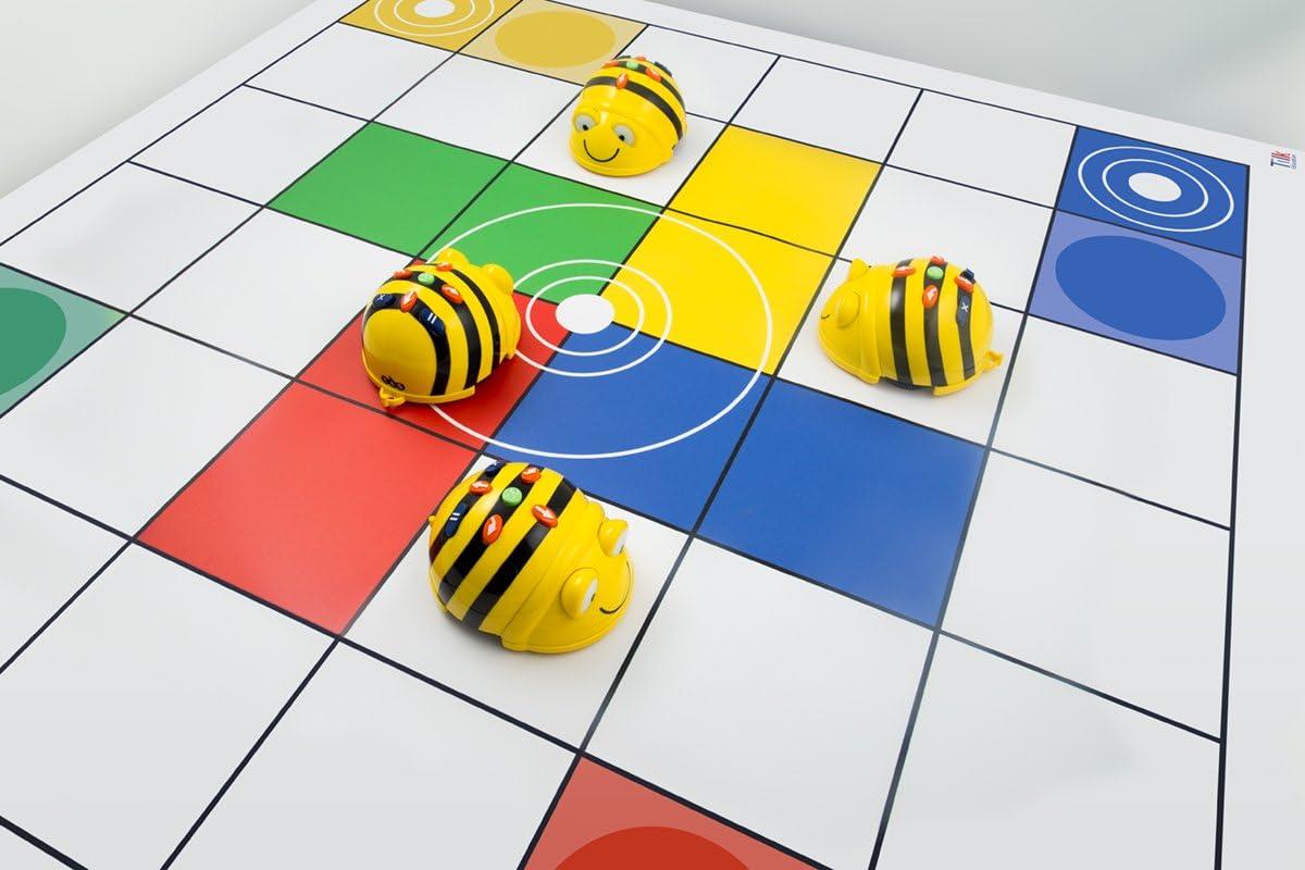 Tapete Parchis para Bee bot: Amazon.es: Juguetes y juegos