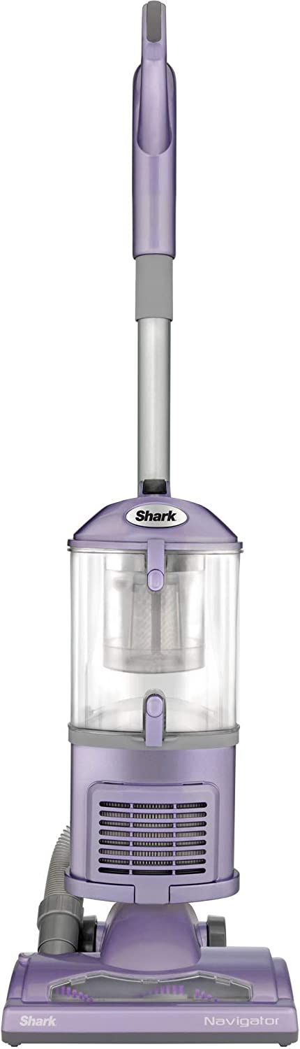 Shark NV351 Navigator Lift-Away Professional Canister and Upright Vacuum Cleaner for Carpet and Hard Wood Floors (Renewed)