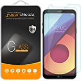 [2-Pack] Supershieldz for LG Q6 Tempered Glass Screen Protector, Anti-Scratch, Anti-Fingerprint, Bubble Free, Lifetime Replacement Warranty