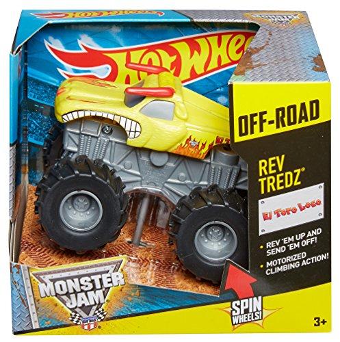 yellow monster truck - 4