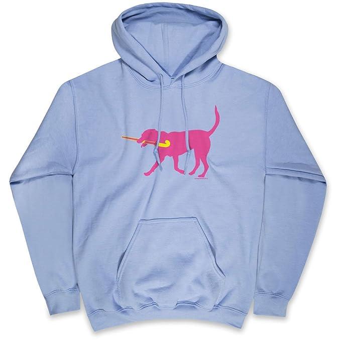 ChalkTalkSPORTS | Field Hockey Standard Sweatshirt | Fetch the Field Hockey Dog