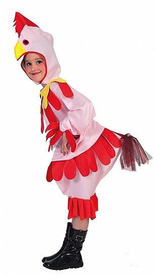 Fyasa 705975-t01 gallina disfraz, tamaño mediano: Amazon.es ...