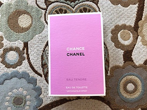 CHANE'L EAU TENDRE EAU DE TOILETTE EDT 2ml/0.06oz
