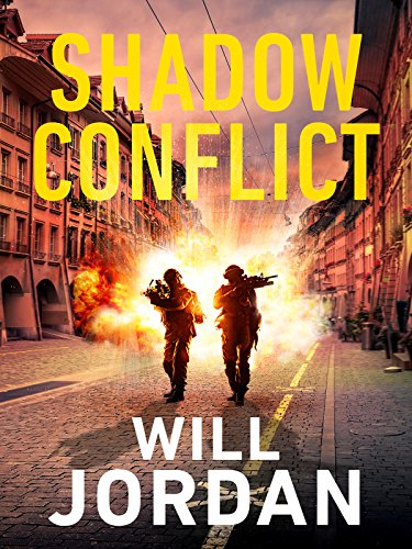 Shadow Conflict (Ryan Drake Book 7)