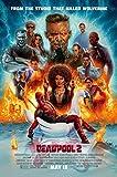 MCPosters Marvel Deadpool 2 GLOSSY FINISH Movie Poster - FIL985 (24'' x 36'' (61cm x 91.5cm))