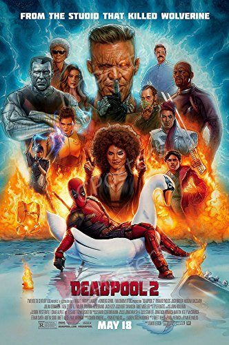 MCPosters Marvel Deadpool 2 GLOSSY FINISH Movie Poster - FIL