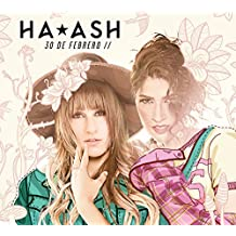 Ha*Ash (30 de Febrero CD+DVD)
