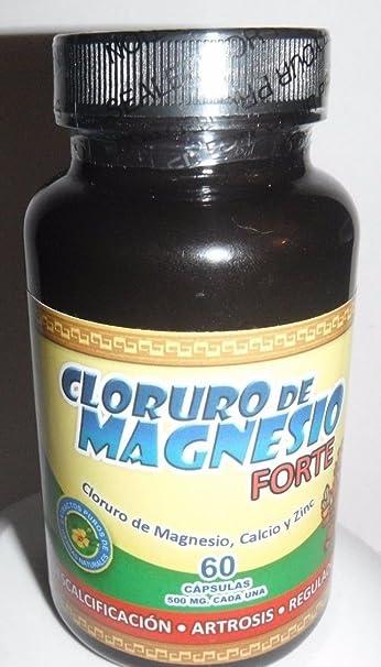 CLORURO DE MAGNESIO FORTE 60 capsules