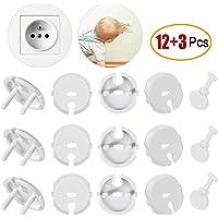 16 Pcs Kit Seguridad Bebé con Pegamento Fuerte