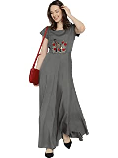 0876d5a200 Designer Kurta Kurti Party Wear Women Dress Top Tunic Indian Ethnic Blouse