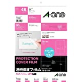エーワン 保護シール 透明保護フィルム 100×61mm 79208