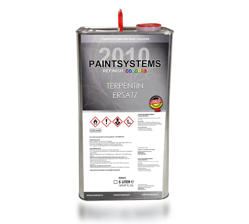 Terpentin Ersatz 1 x 5l Paintsystems GmbH