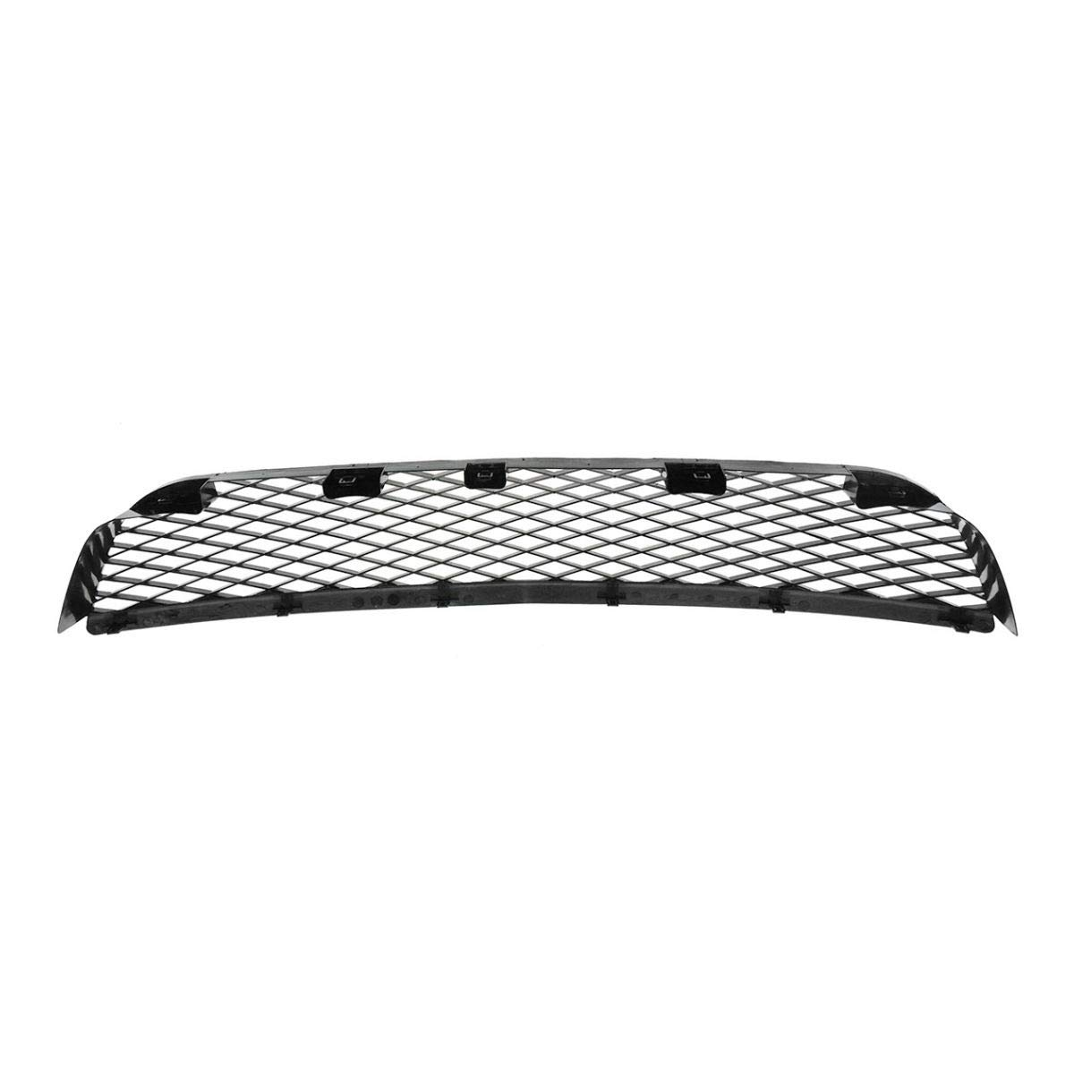 Grille Lower Bumper Black Mesh Insert for 04-06 Mazda 3 Sport Sedan