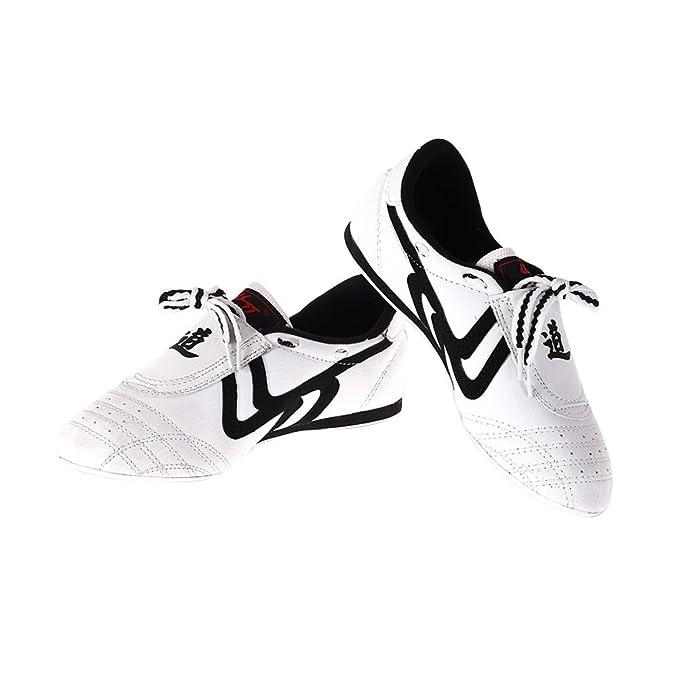 Amazon.com : Taekwondo Shoes, Adults Breathable Non-slip Taekwondo Sport Shoes : Sports & Outdoors