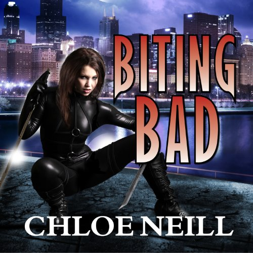 Biting Bad: Chicagoland Vampires Series, Book 8 by Tantor Audio