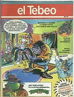 El Tebeo edicion 1991 numero 037: Varios: Amazon.com: Books