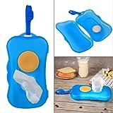 Baby Outdoor Portable Wet Tissue Dispenser Case