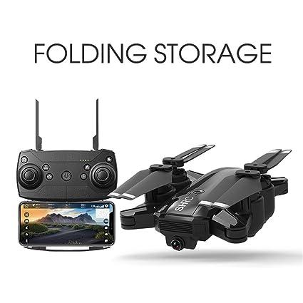Funnyrunstore H1W RC Drone Quadcopter 1080P 2.4G WiFi Aviones ...