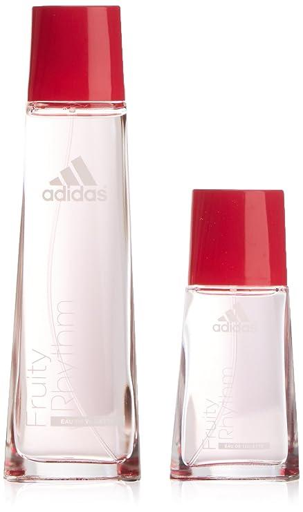 Adidas Fruity Rhythm - Agua de colonia para mujer
