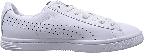 PUMA Court Star NM, Baskets Basses Mixte, Noir, 43 EU