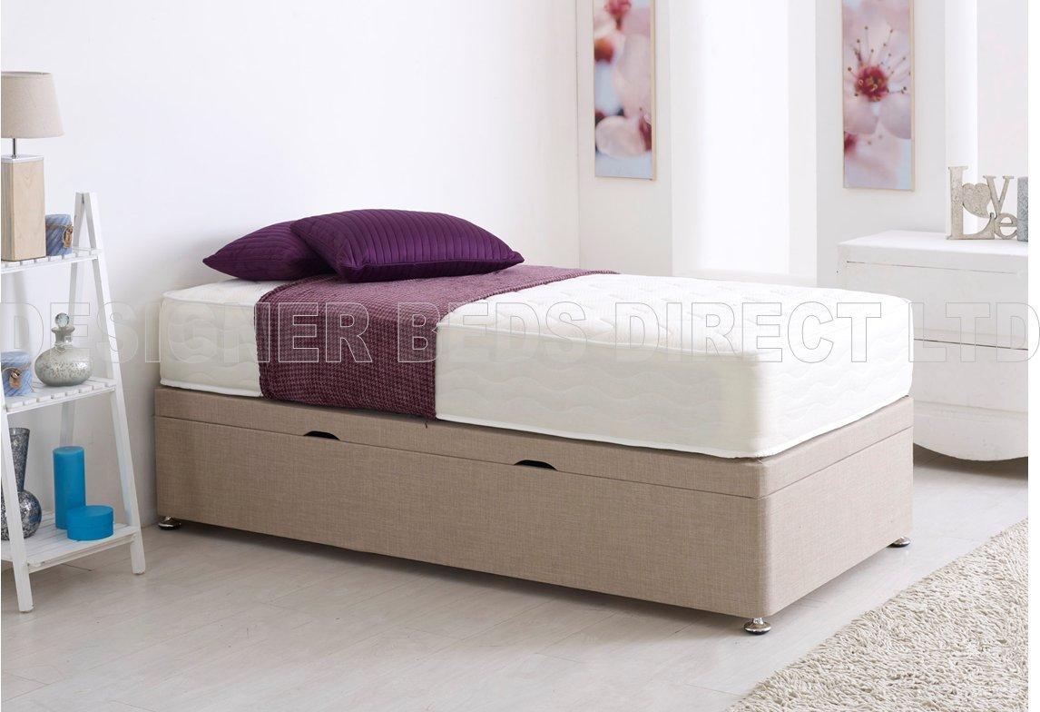 Prime Designer Beds Faux Leather Side Lift Ottoman Storage Bed Base Only 3Ft 4Ft 4Ft6 5Ft 6Ft 3 Ft Single Black Ibusinesslaw Wood Chair Design Ideas Ibusinesslaworg
