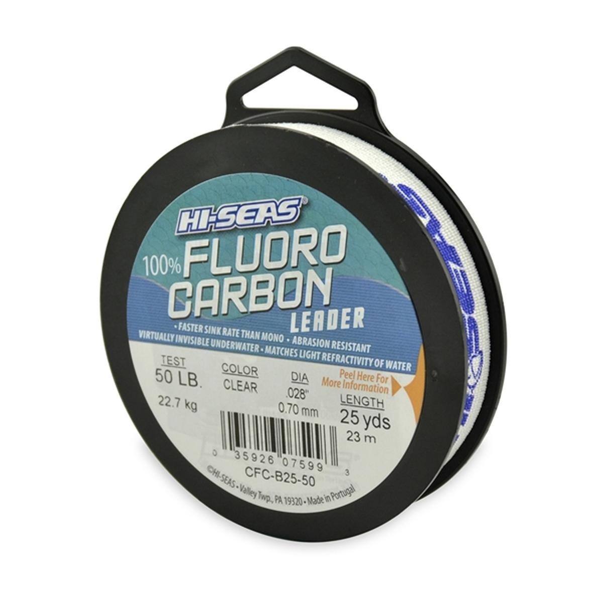50ポンドFluorcarbonリーダー   B00144GU9Q