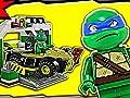 Clip: Tmnt Turtle Lair