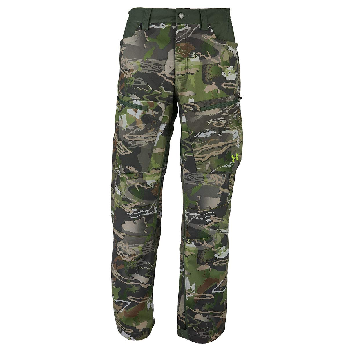 98d096fb24ba5 Amazon.com: Under Armour Men's UA Storm Softershell Hunting Pants Ridge  Reaper Forest 2XL: Sports & Outdoors