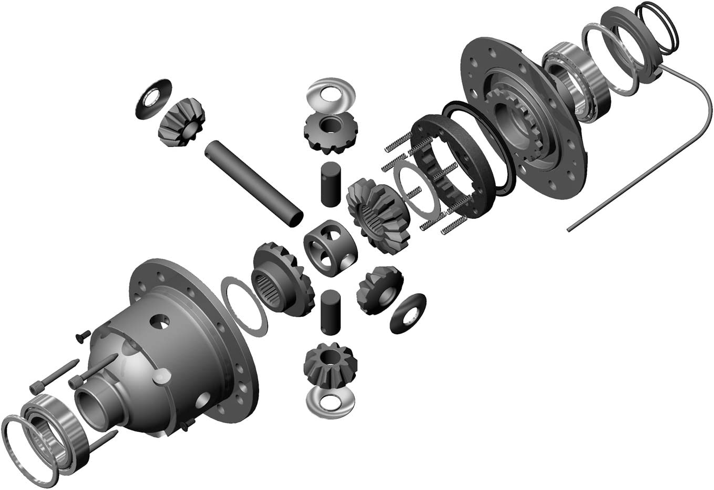 ARB RD119 Air Locking Differential