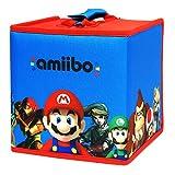 HORI amiibo 8 Figure Travel Case (Mario & Friends) - Mario & Friends Edition