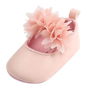 59dead1d36bc4 Amazon.com : FEITONG Baby Girl Princess Flower Fashion Toddler First ...