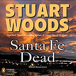 Santa Fe Dead Audiobook