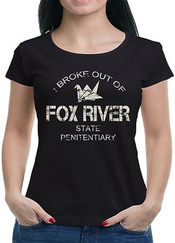 TLM Fox River Camiseta de Mujer