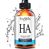 BEST Hyaluronic Acid Serum (BIG 2-OZ Bottle) for Skin & Face with Vitamin C, E, Organic Jojoba Oil, Natural Aloe and MSM - De