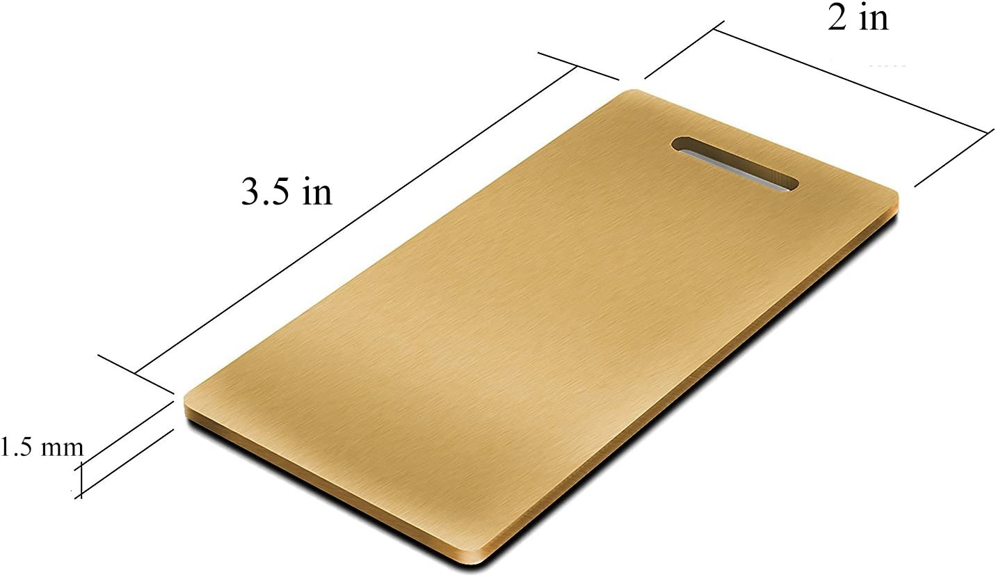Personalized Luggage Tags 1 Luggage Tag Sublimated Brass Luggage Tags with Leather Strap