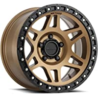 Method Race Wheels MR312 Bronze/Black Street Loc Wheel with Painted (17 x 8.5 inches /5 x 5 inches, 0 mm Offset)