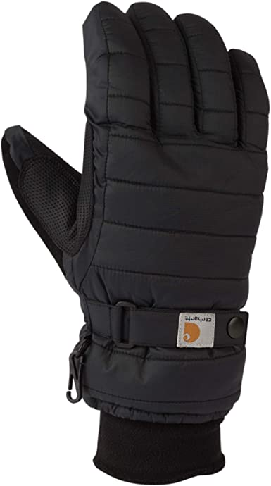 NEW Carhartt Womens Quilts Insulated Glove Nightshade Medium FREE SHIPPING