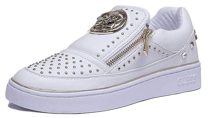 GUESS Zapatos Mujer Zapatillas sin Cordones FL5BEELEA12