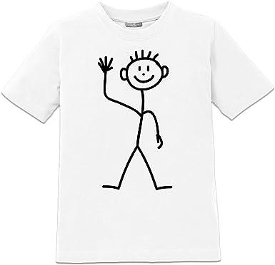 Camiseta de niño Hello Comic by Shirtcity: Amazon.es: Ropa y accesorios